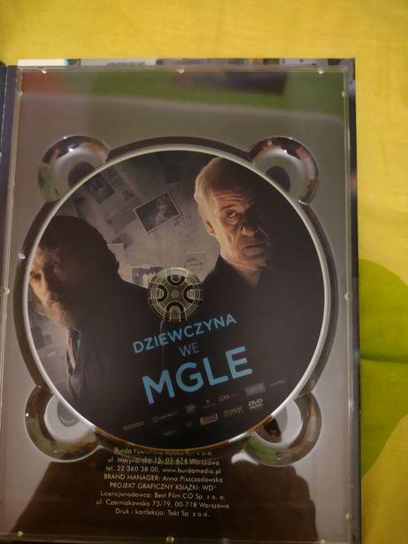 Film DVD Dziewczyna we mgle