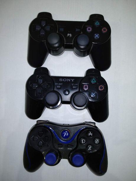 Zestaw 3x pad bezprzewodowy Sony Dualshock 3 Playstation 3