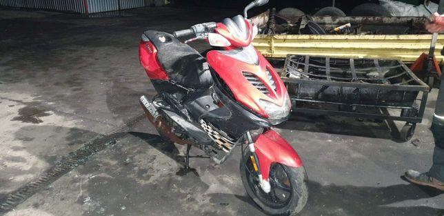 Yamaha Aerox Mbk Nitro