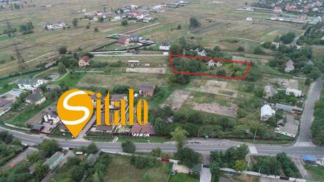 Продаж ділянки 40 соток вул. Піщана с. Хотяновка, Вишгородський район
