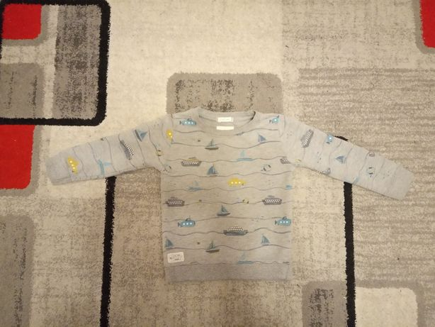 Bluza r. 98 na ok. 2/3 lata dla chłopca