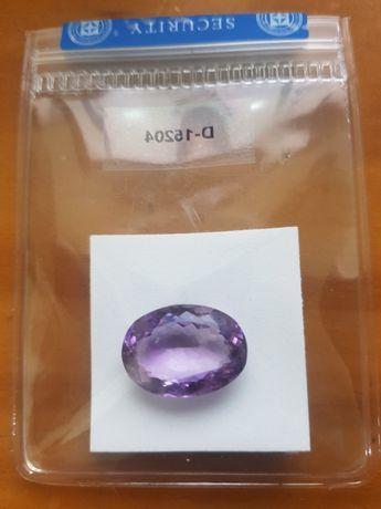 Ametista Pedra preciosa 16.93 ct
