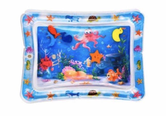 Развивающий водный игровой коврик-аквариум. Без предоплат. От 3месяца