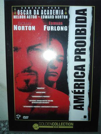 Filme DVD América Proibida Ano 2000