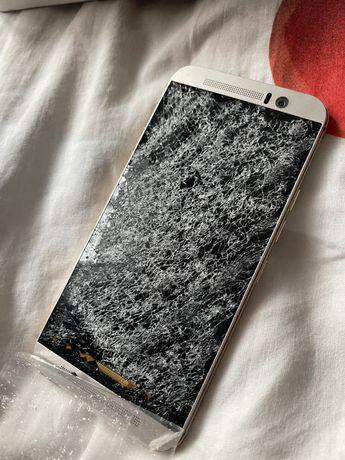 Telefon HTC one m9 uszkodzony, na części