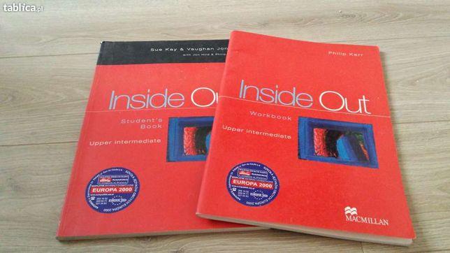 Inside out (książka, ćwiczenia)