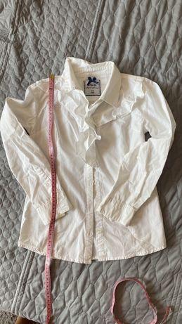 Biała koszula 140