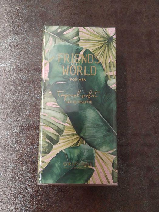 Woda toaletowa Friends world for her tropical sorbet Kraków - image 1