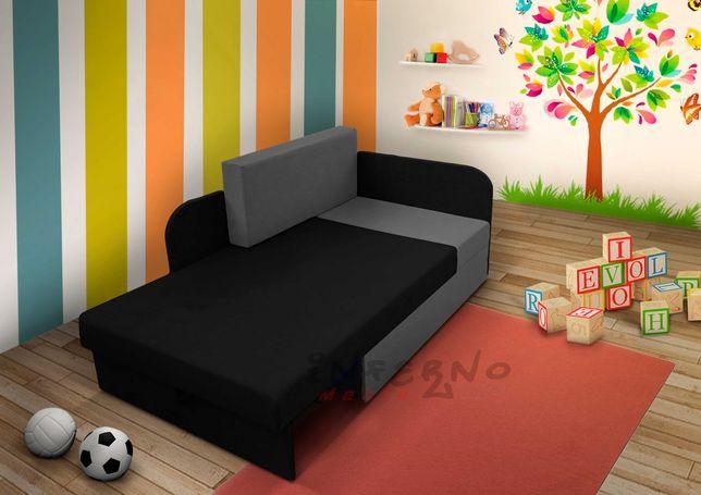 Łóżko dla dziecka, rozkładany narożnik dziecięcy, dużo kolorów!