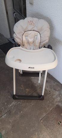 Cadeira de alimentação e esperguiçadeira HAUCK, 2 em 1