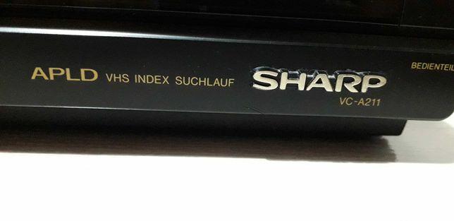 Sharp vhs. Sprawny.