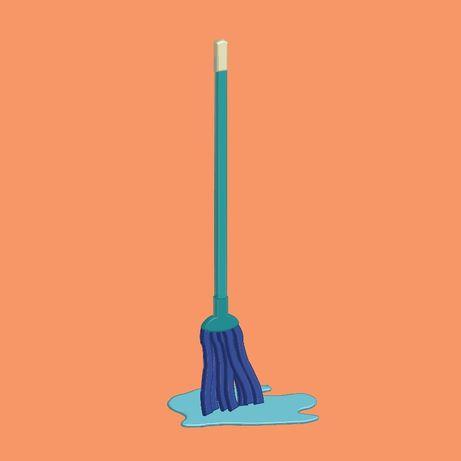 Sprzątanie, pomoc domowa