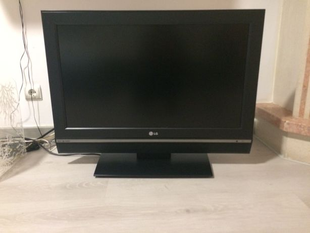 televisão LG em bom estado