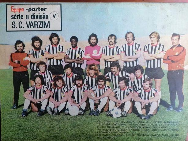 Poster Varzim 1976/77