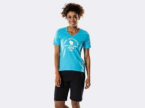 Bontrager Evoke trek koszulka t-shirt damski xs techniczny górski