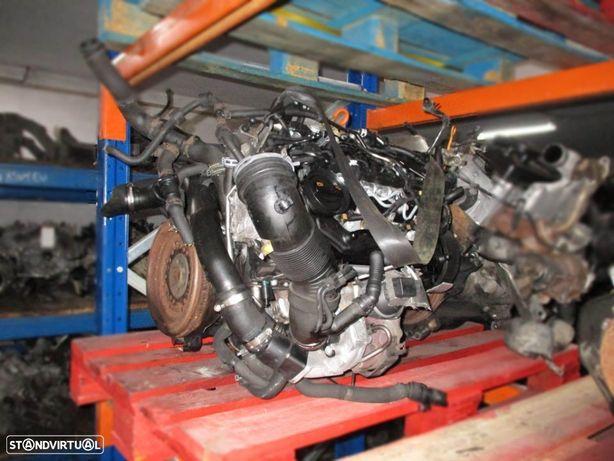 Motor para VW Sharan 2.0 tdi CFF CFFB
