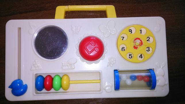 Іграшка для тих, хто починає пізнавати світ!