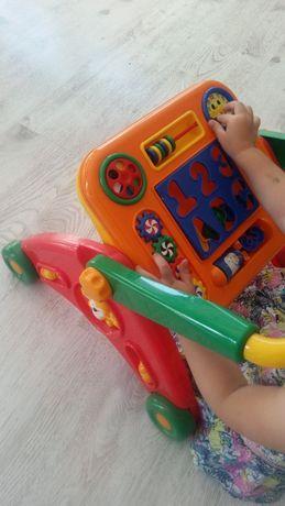 Chodzik / jeździk / pchacz /zabawka dla niemowlaka.