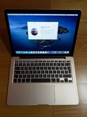 Macbook Retina 13 i7 8GB 256SSD