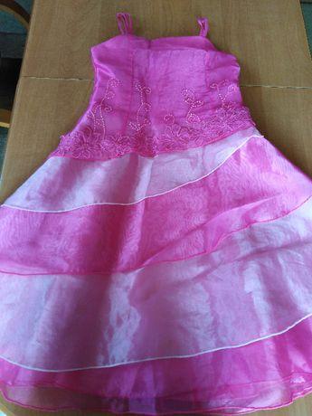 Sukienka 122 cm