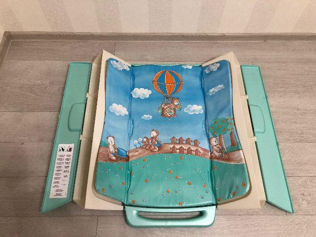Пеленатор, пеленальный столик OK BABY (Италия)