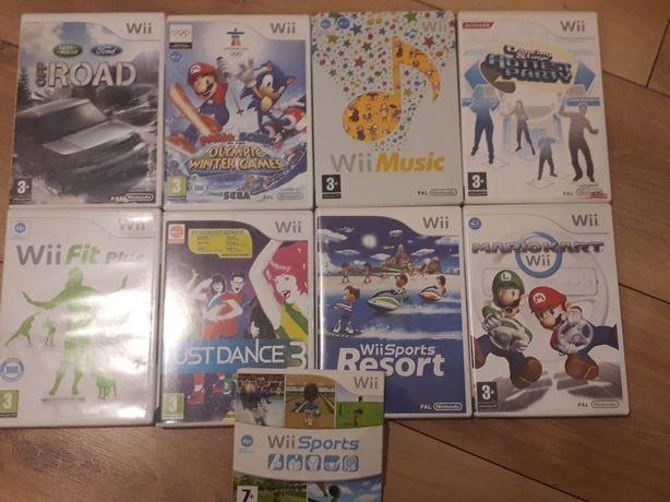 Gry na konsole Wii