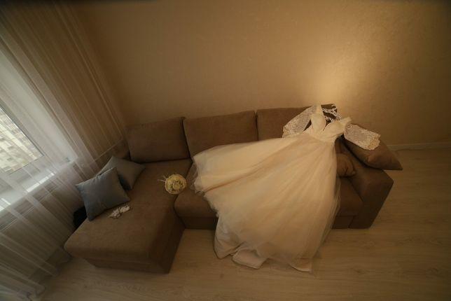Продам весільну сукню, можливий торг