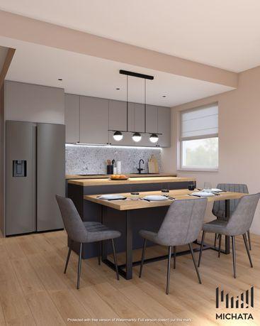 Nowy, wykończony pod klucz dom/4 pokoje/garaż/działka 450 m2