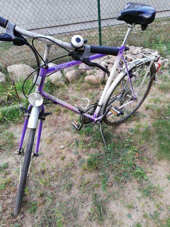 Francuski rower trekkingowy MBK EUROPE
