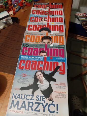 Choaching, psychologia czasopisma