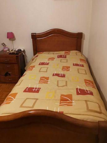 2 camas de solteira para venda
