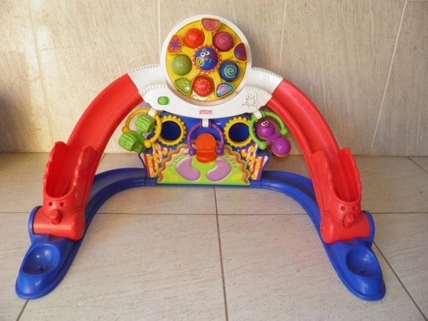 Brinquedo Fisher Price musical