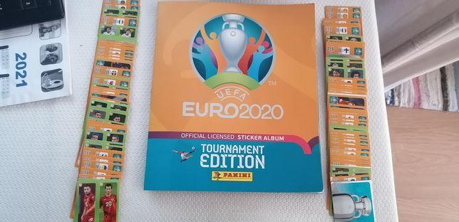 Troco Cromos Panini Euro2020