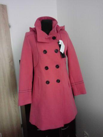 Nowy płaszcz płaszczyk damski kolekcja zimowa