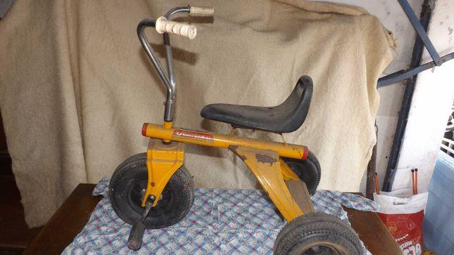 """Triciclo Antigo """"Sóbrinca"""""""