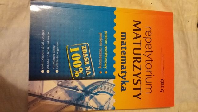 Repetytorium maturzysty matematyka
