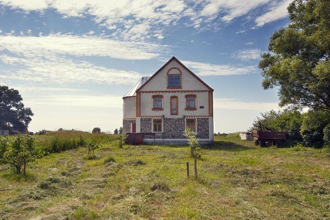 Продам двух этажный дом Житомирская область, с. Забілоччя