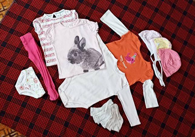 Набір одягу, 6-12міс., Gymboree, Next, Baby club / пакет одежды, набор