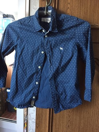 Рубашка на мальчика 116