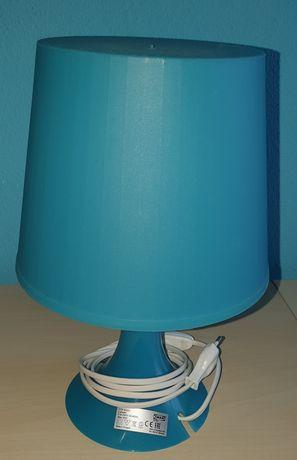 Candeeiro, Ikea, azul