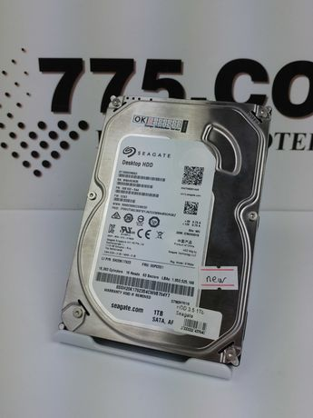 "Жесткий диск (HDD) Seagate 1ТБ 3.5"", новый"