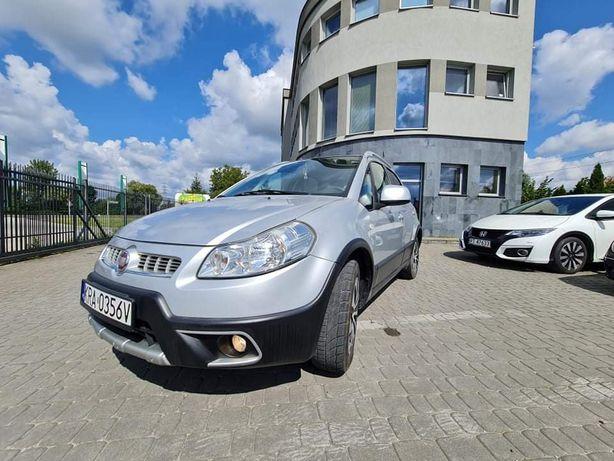 Fiat Sedici tylko 82000 km climatronic sprzedaż lub zamiana