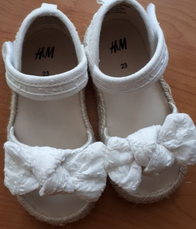 Sandały H&M