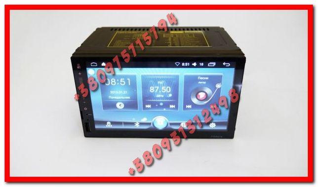 Автомагнитола 2DIN Pioneer FY6521A Android 7 навигатор GPS магнитола!