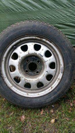"""Opony z felgami VW Golf III, 14"""" zimowe"""