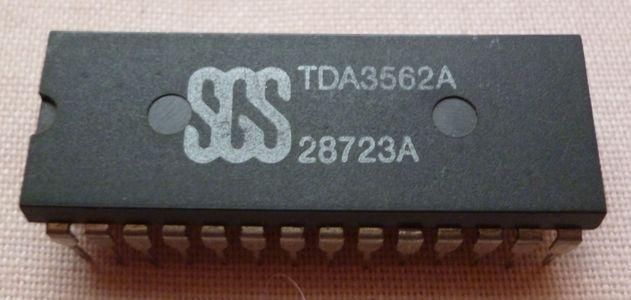 Микросхема TDA3562A
