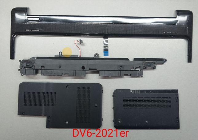 HPPavilion DV6-2021er, DV6-2000. Разборка, Шлейф, крышка, динамик