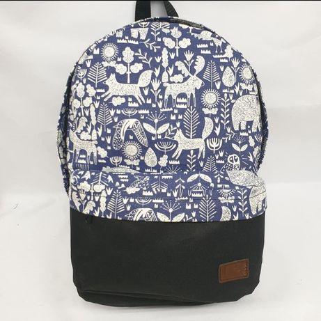 Рюкзак з принтом