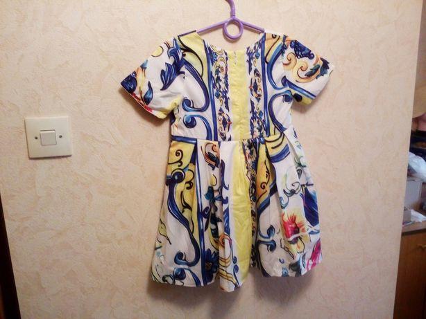 Sukienka dla dziewczynki D&G