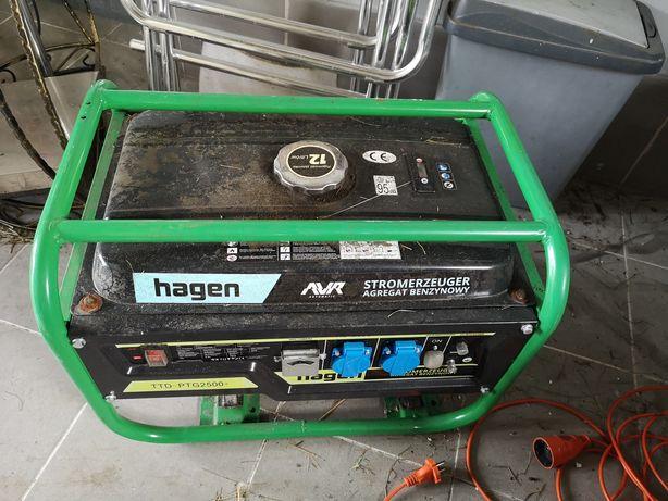 Agregat prądotwórczy 2,2KW nowy